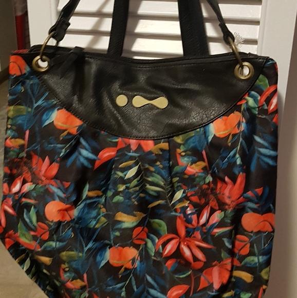 Colorful organic SKFK bag
